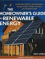 Buy Homeowners Guide to Renewable Energy from Amazon.com
